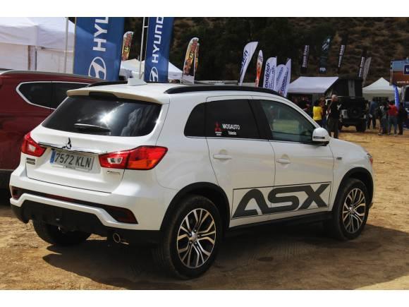 Casi 600 coches en la Expo4x4 2018