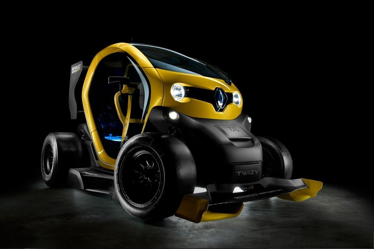 Renault Twizy F1 RS