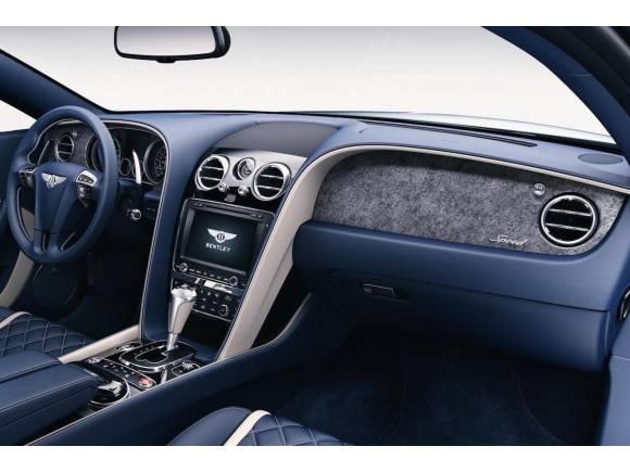 La madera deja paso a la piedra en los Bentley más lujosos