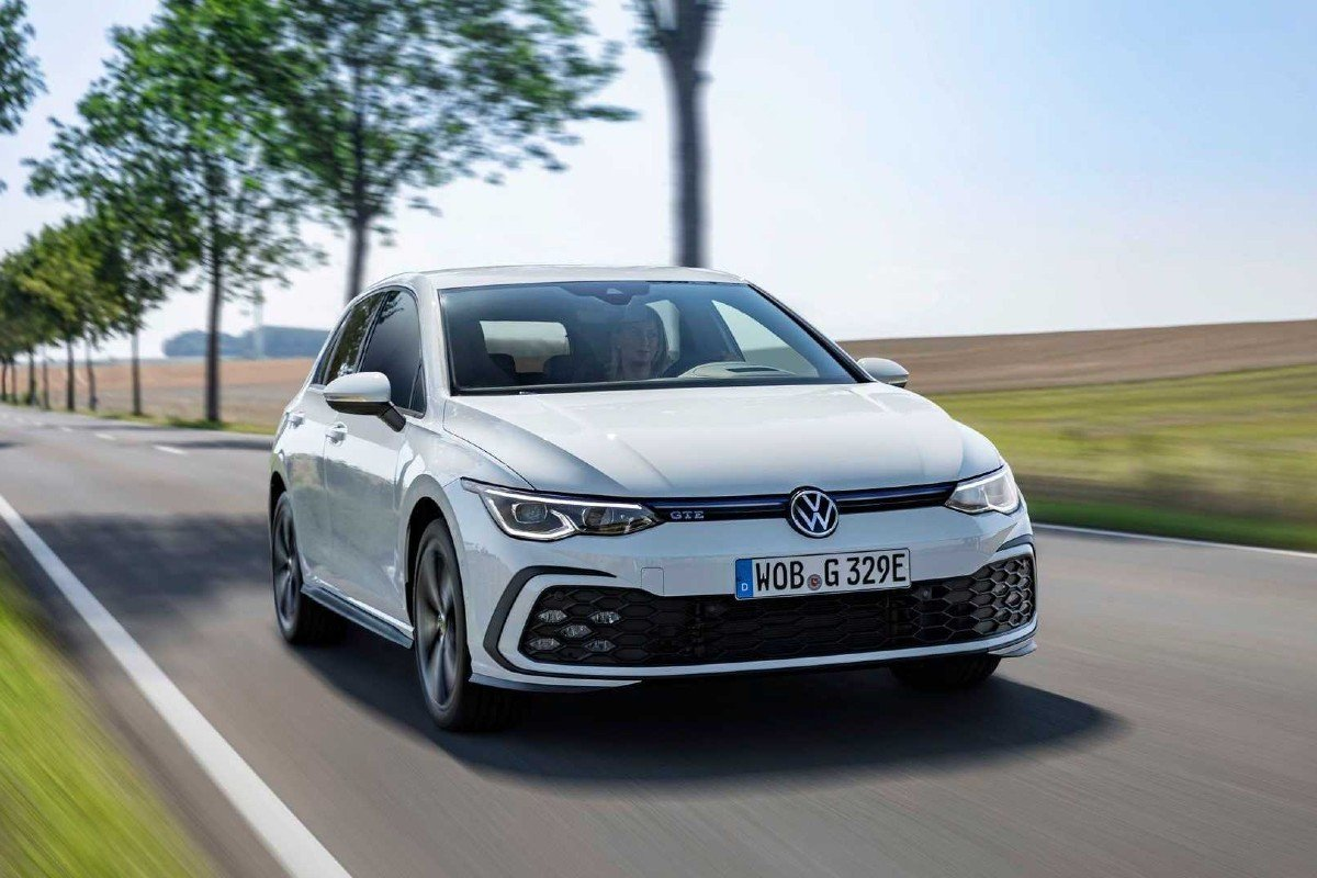 Volkswagen Golf híbrido enchufable GTE