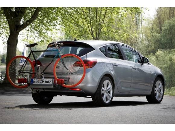 Portabicis FlexFix de Opel: cómodo, rápido y seguro