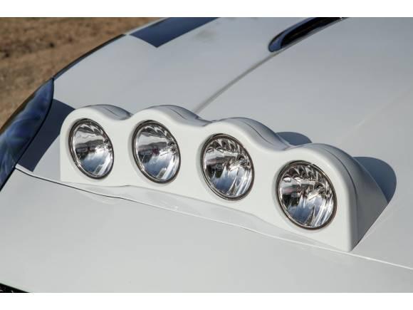 Jaguar crea un F-TYPE de rally para rendir homenaje al XK 120