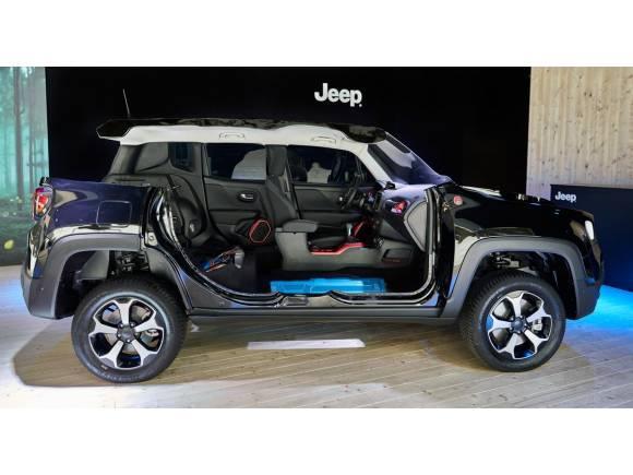 Así serán las First Edition para los Jeep Renegade y Compass 4xe híbridos enchufables