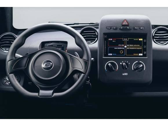 La startup E.Go Mobile lanza el coche eléctrico más barato