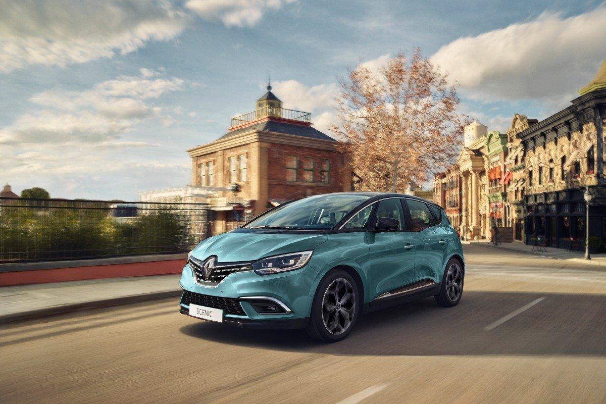 Renault Scenic 2021