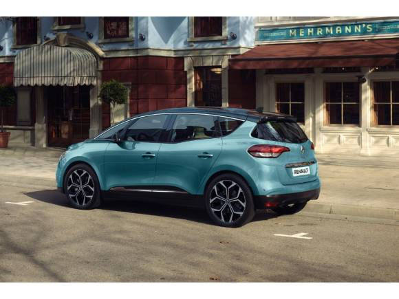 Renault Scenic 2021: el monovolumen francés se pone guapo