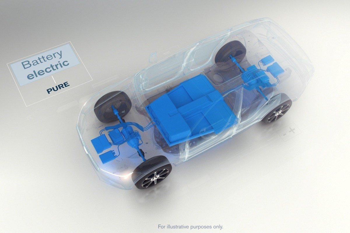 volvo coche electrico