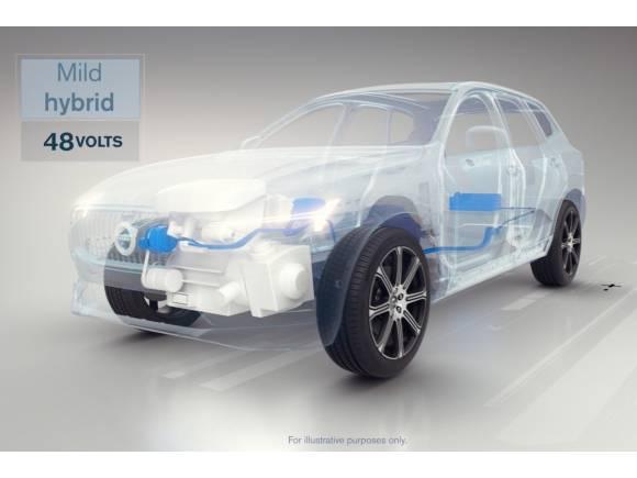 En 2019 todos los Volvo serán eléctricos o híbridos