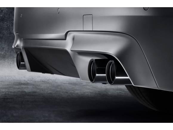 BMW M5 30 aniversario: el más potente de la historia de la marca