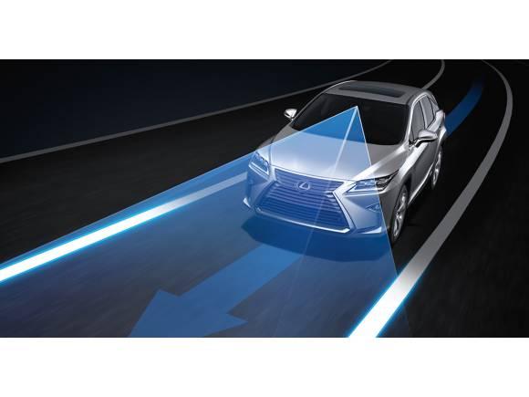 Lexus RX450h L: SUV 7 plazas híbrido de Lexus