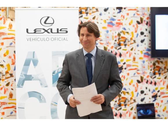 Lexus fusiona arte y motor en el concurso Art Car