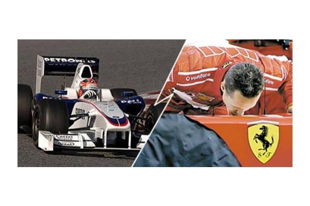 F1: Unos se van (BMW)… y otros vuelven (Schumacher)