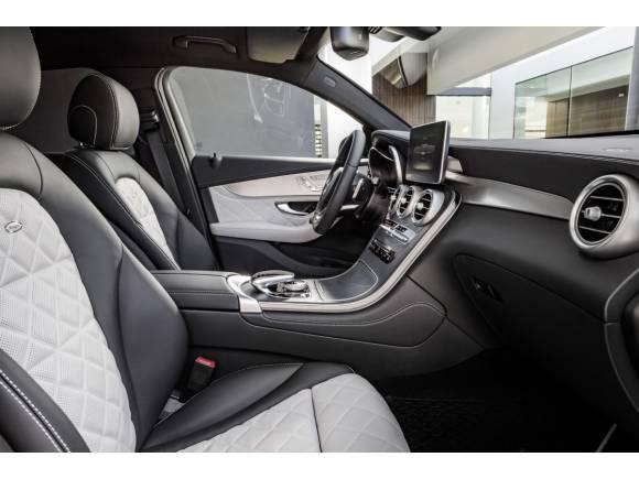 Mercedes GLC Coupé: gama y precios para España
