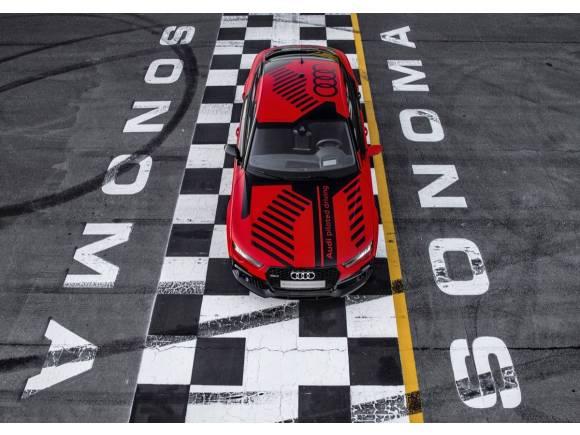 Nuevo Audi RS 7 piloted driving concept: la conducción pilotada, mas cerca