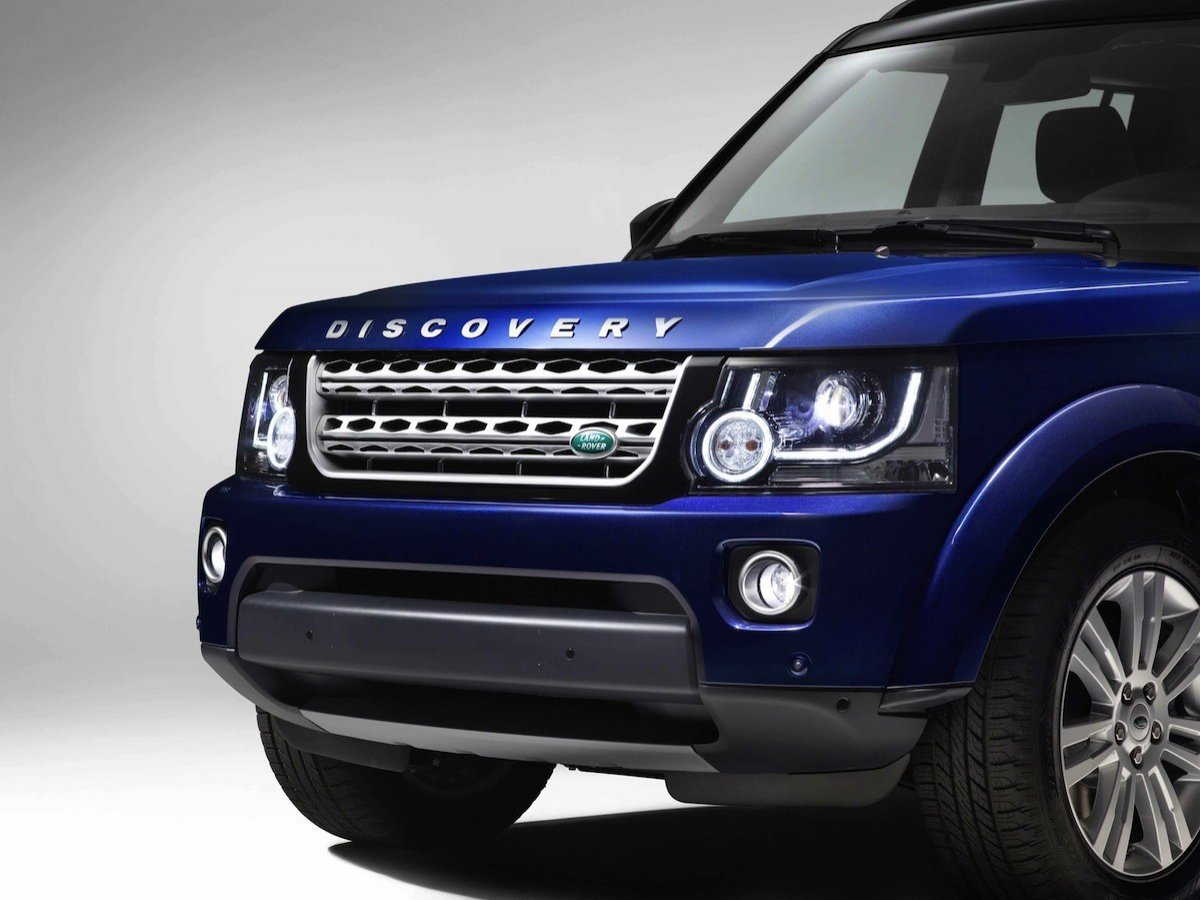 Land Rover Discovery 4 Modelo 2014 Con Nueva Imagen