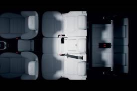 Primeras imágenes interiores del nuevo Land Rover Discovery Sport