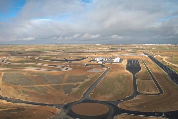 Nokian Tyres presenta su espectacular centro de pruebas de neumáticos en Toledo