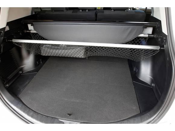 Prueba Toyota RAV4 150D, la opción más recomendable