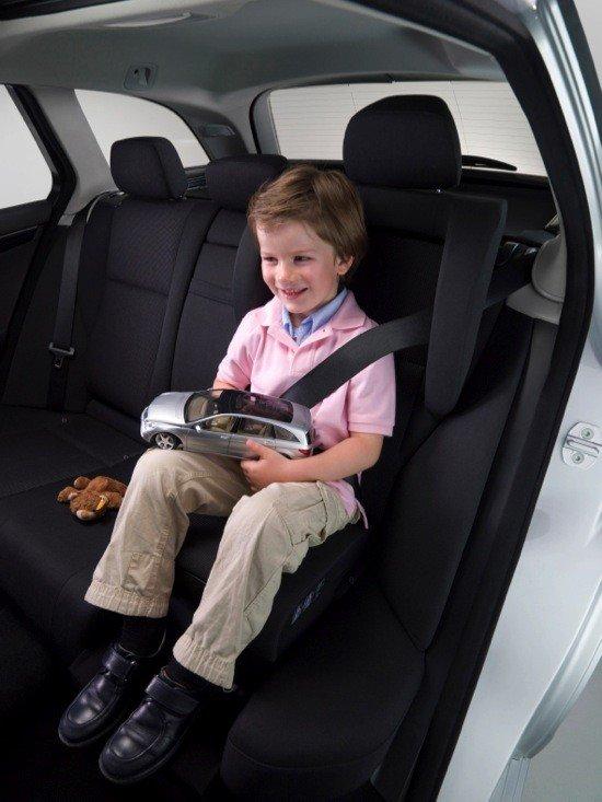 Comprar monovolumen: silla infantil
