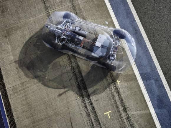 Mercedes AMG Project ONE: un Fórmula 1 de calle