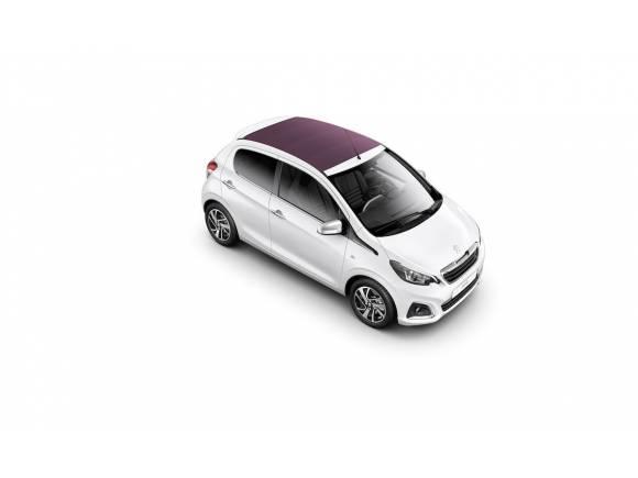 Nuevo Peugeot 108, ya disponible desde 9.500 euros