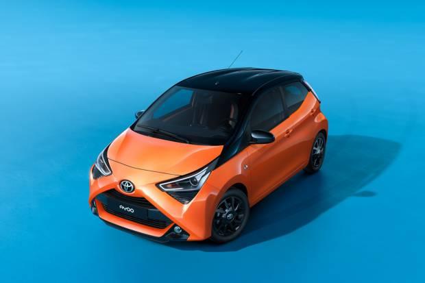 Nuevo Toyota Aygo x-cite, llega la versión 2019