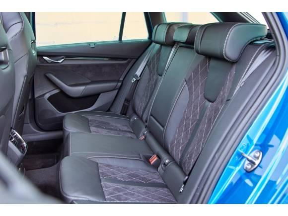 Prueba Skoda Octavia RS 2021: opinión, precios y gama