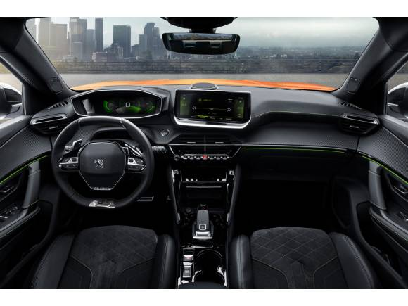 Peugeot presenta su nuevo SUV eléctrico: Peugeot e-2008
