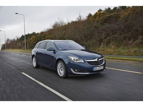 Probamos el nuevo motor 2.0 CDTI del Opel Insignia