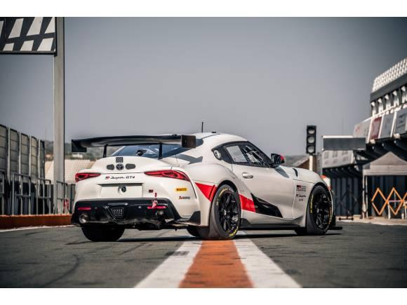 Toyota GR Supra GT4: ya a la venta el modelo de competición