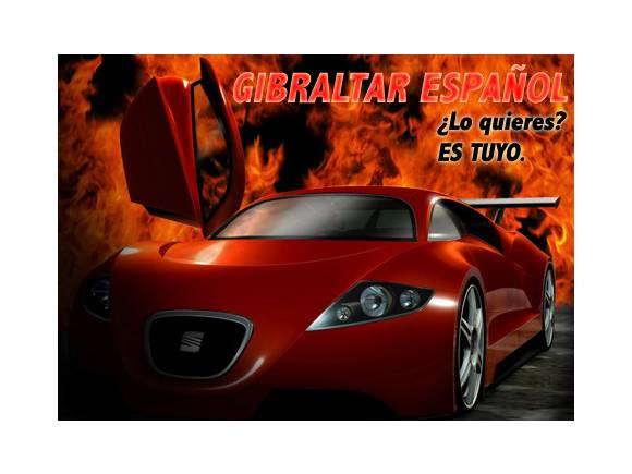AutoFriki: Seat Gibraltar Español