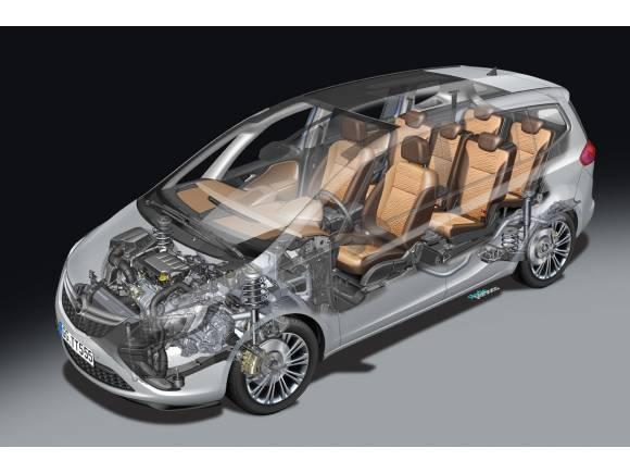 El Flex7 de Opel cumple 15 años