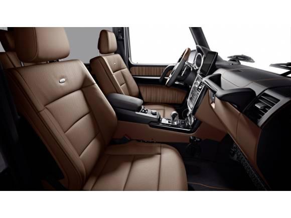 Final de producción del Mercedes G, con edición limitada incluida