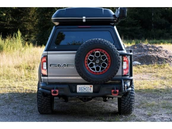 GMC Canyon AT4 OVRLANDX Off-Road Concept: ¡Pura diversión!