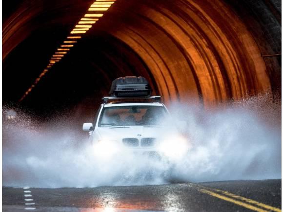 Cuidado con el coche: alerta amarilla por lluvia y tormentas todo el fin de semana
