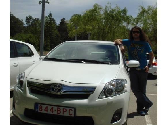 Prueba: Toyota Auris HSD, un coche híbrido a un precio de 20.000 euros