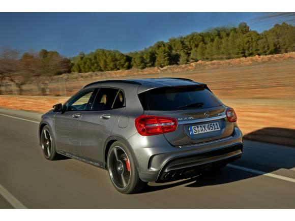 64.900 euros costará el nuevo Mercedes GLA 45 AMG