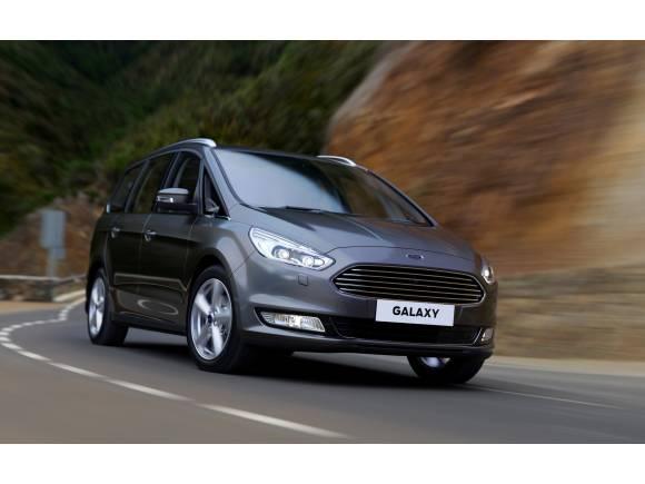 Precios del nuevo Ford Galaxy, con tracción total inteligente