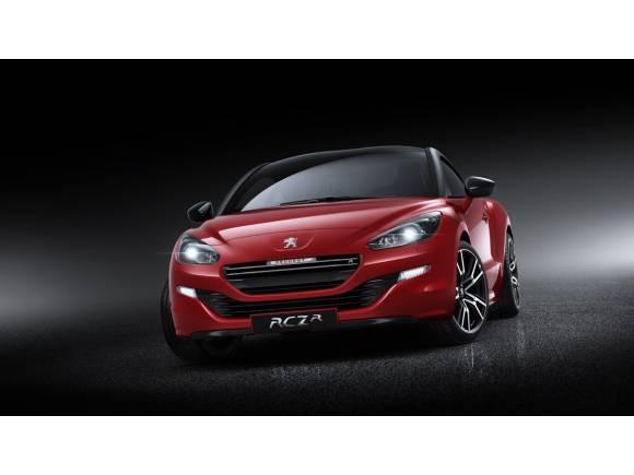 Peugeot RCZ R: el coche más deportivo de Peugeot