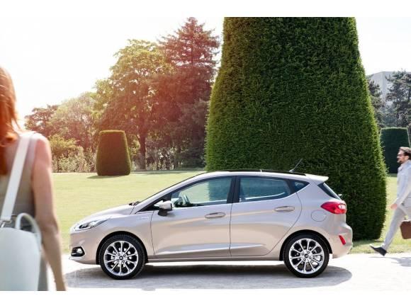 Primera prueba del Ford Fiesta: novedades, gama y precios