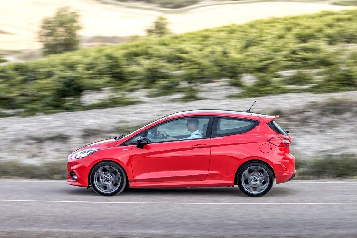Ford Fiesta St-Line 2017