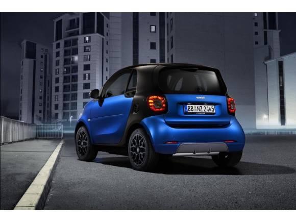 smart Urbanshadow Edition, despidiendo a la gasolina