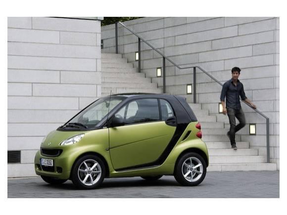 precios del nuevo smart fortwo no sube de precio