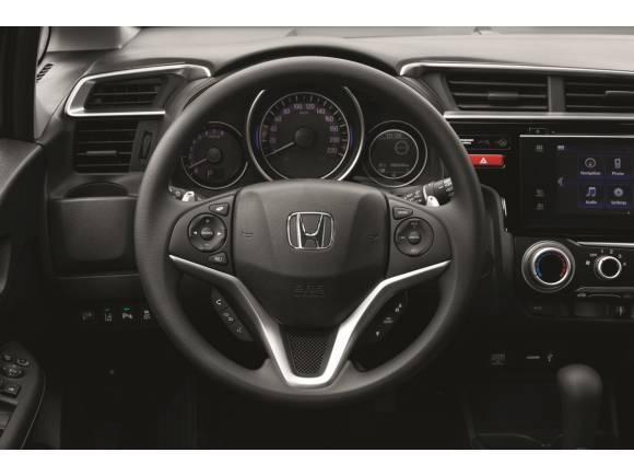 Nuevo Honda Jazz 2015, un monovolumen para la ciudad
