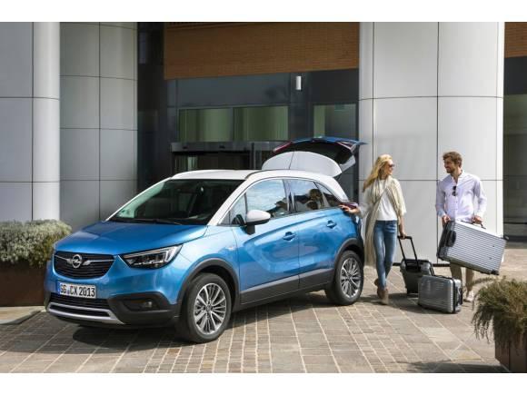 Nuevo motor GLP para el Opel Crossland X