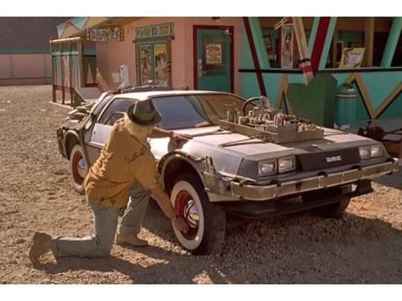 El Delorean prepara su regreso al futuro como coche eléctrico