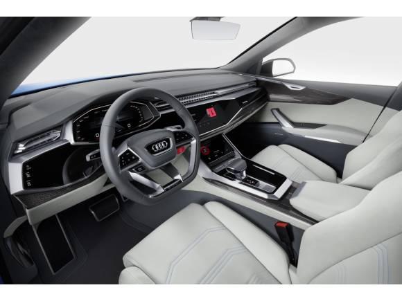 Audi Q8 concept: así será el nuevo SUV deportivo de Audi