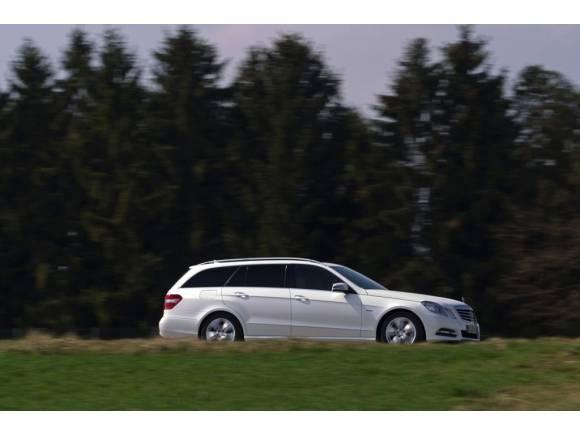 Prueba: Mercedes E300 BlueTEC Híbrido, la berlina de lujo más eficiente