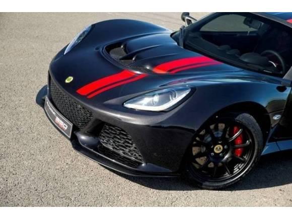 La belleza de una bestia: Lotus Exige 350 Special Edition
