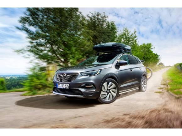 Accesorios prácticos para el Opel Grandland X